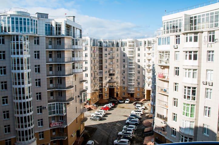 Уютное жилье в Солнечном Городе - Sochi - Apartmen