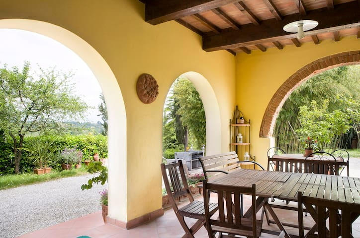 Charming  Tuscan Country house - Fucecchio - Dům