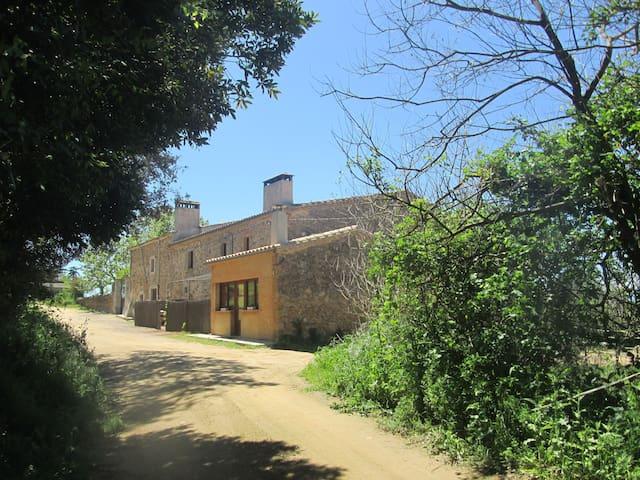 Hermosa casa cerca de la playa - Llagostera - Wohnung