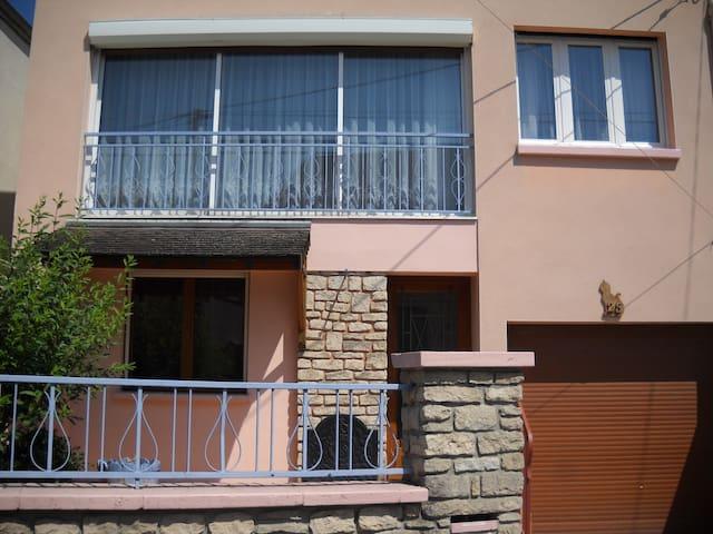 GITE AUX CHATS - Romilly-sur-Seine - Casa