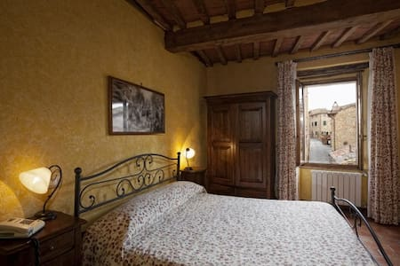 Charming B&B in the heart of Tuscany - Montisi