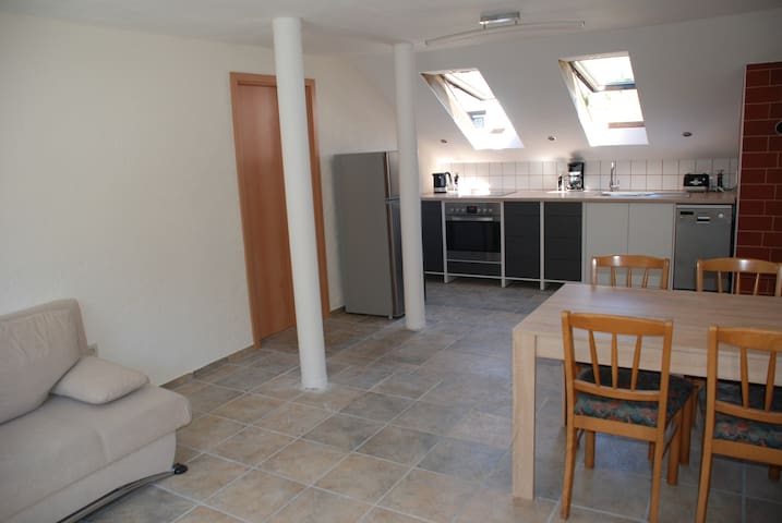Holiday Apartment - Second floor - Olpe - Apartament