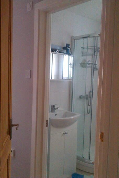 View into En-suite Bathroom