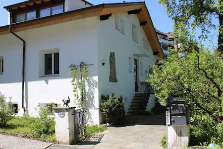 4-6 pers. apartment, free parking space - Lucerne