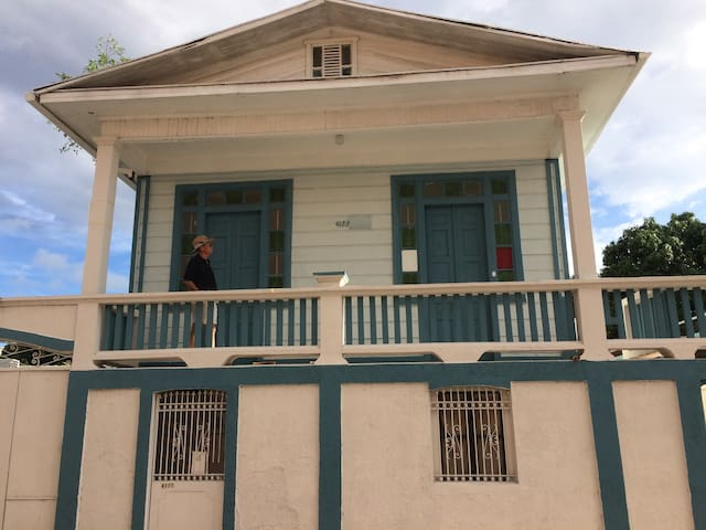 Excellent location downtown Ponce!! - Ponce - Casa