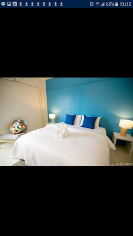 Double room with private bathroom - Pak Nam