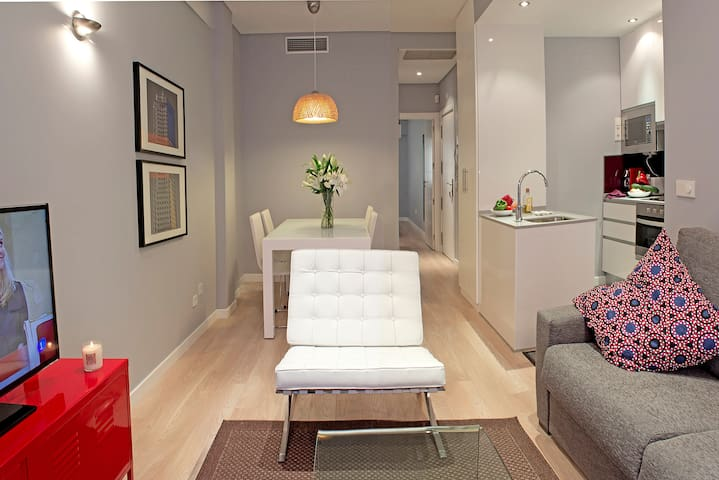 Stylish apartment in the city center