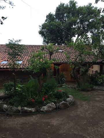 Casa Antigua en Malinalco, México - Malinalco