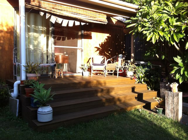 Inner city, self- contained oasis. - Kensington - Chalet