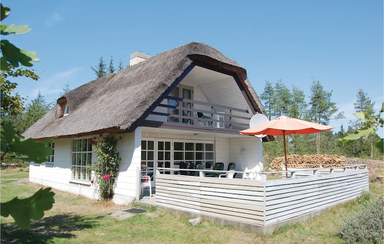 Holiday cottage with 3 bedrooms on 111m² in Pandrup