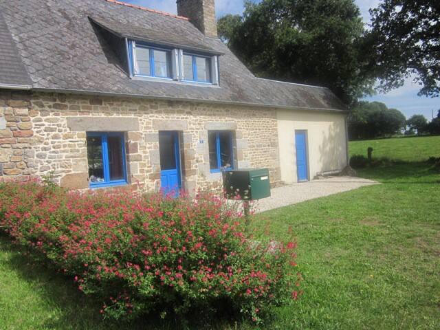 Maison  baie du Mont saint Michel - Saint-Marcan - Rumah