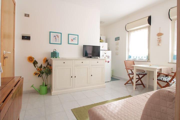 "Residenza ""La Mimosa"" con veranda a Villasimius"