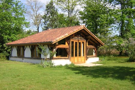 "Vacation home ""La Bergerie"" - Arjuzanx - Bungalo"