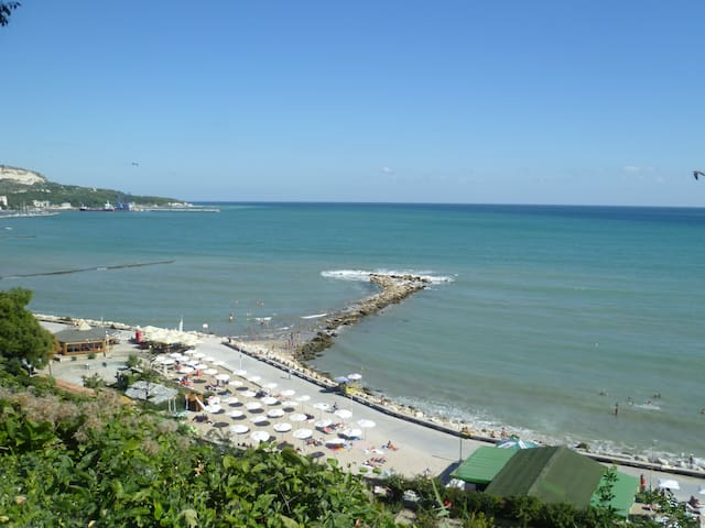 Fully equipped apartment on the Black Sea Coast - Balchik - Appartement