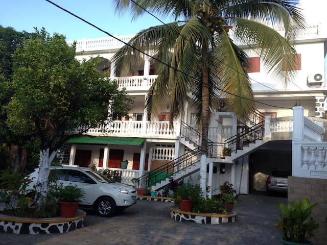 Grand appartement meublé à Anjouan - COMORES