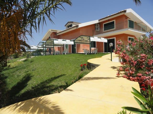 Alficodindia Holiday House - Menta - Sampieri - Appartement
