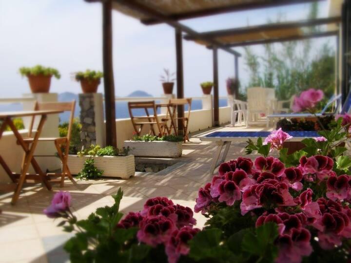 La Forcina, Sunset Village, Ponza