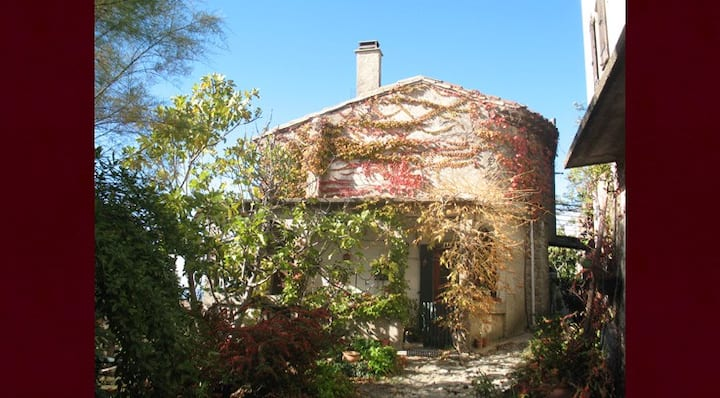 Nice typical house in the Drôme