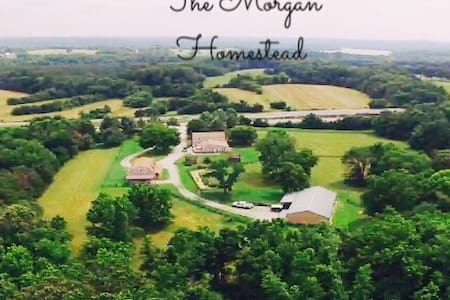 Morgan's Homestead - Heart of VA! - Rice
