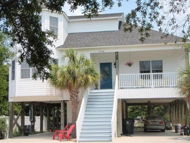 Palm Paradise - Oak Island - House