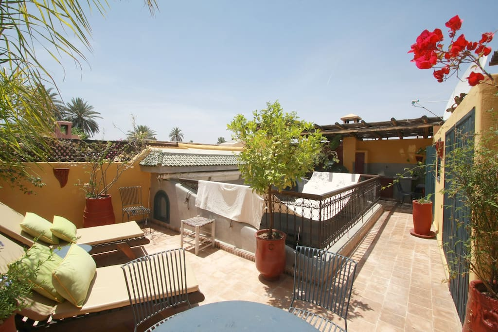 Riad Dar Marly, Marrakech, Airbnb