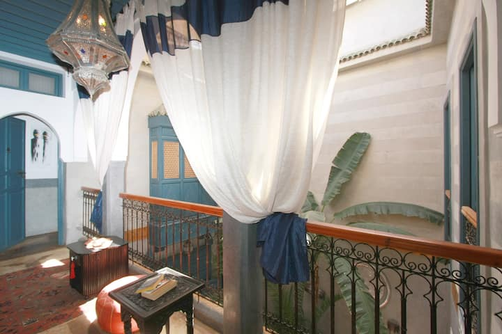 Riad Dar MARLY .The Whole House just for you..