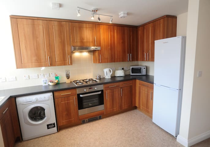 22B pendragon House - Yeovil - Apartament