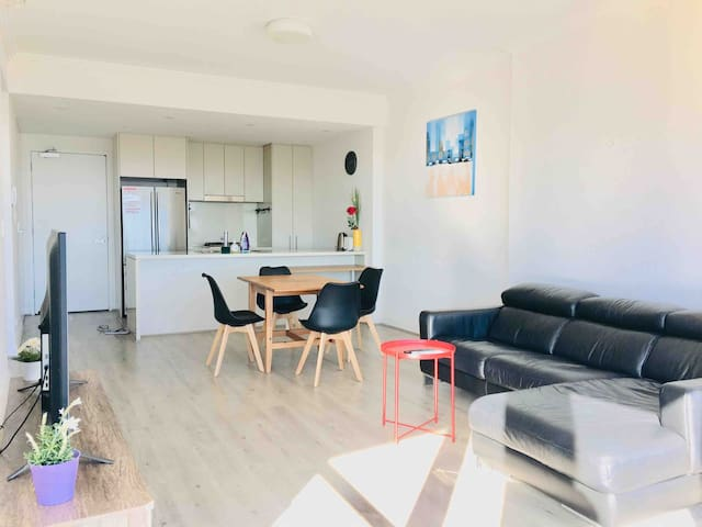 L24*Amazing Sky View*Olympic Park*Entire 2 bedroom