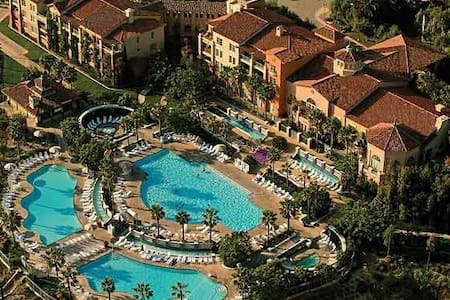 Marriott's Newport Coast 2 Bedroom 1248sq/ft Villa - Newport Beach - Andelsboende