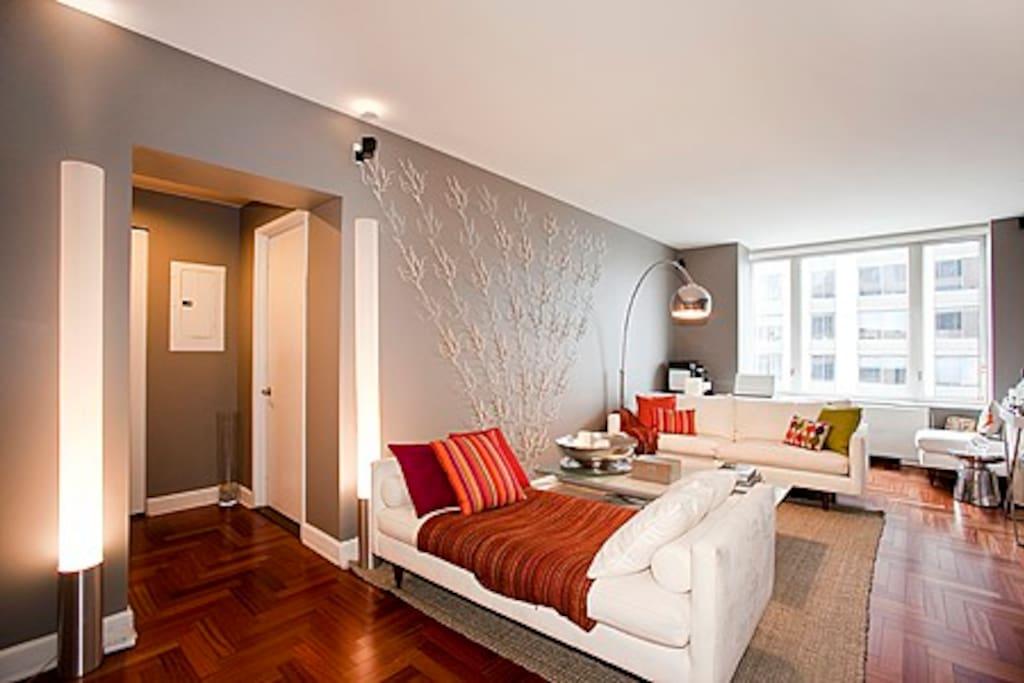Ultra luxury one bedroom apartamentos en alquiler en nueva york nueva york estados unidos - Alquiler apartamentos nueva york ...