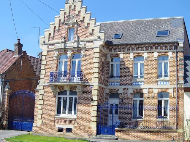 """Chambre d'hôtes familiale """"AU 52"""" - Beauval - Oda + Kahvaltı"""
