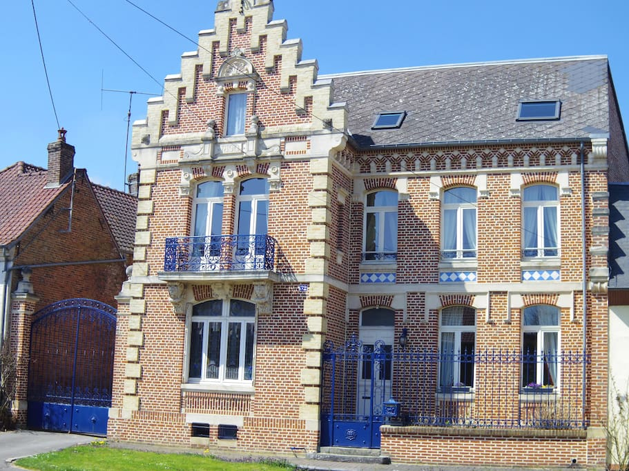 Chambre d 39 h tes familiale au 52 bed breakfasts for for Chambre d hotes picardie