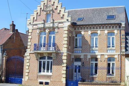 """Chambre d'hôtes familiale """"AU 52"""" - Beauval - Bed & Breakfast"""