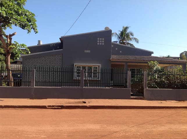 Casas em Angoche
