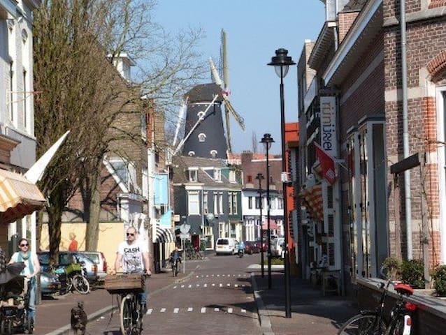 Arnhem city apartment st Marten district