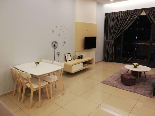 Comfy Homestay@Atlantis Residence Melaka