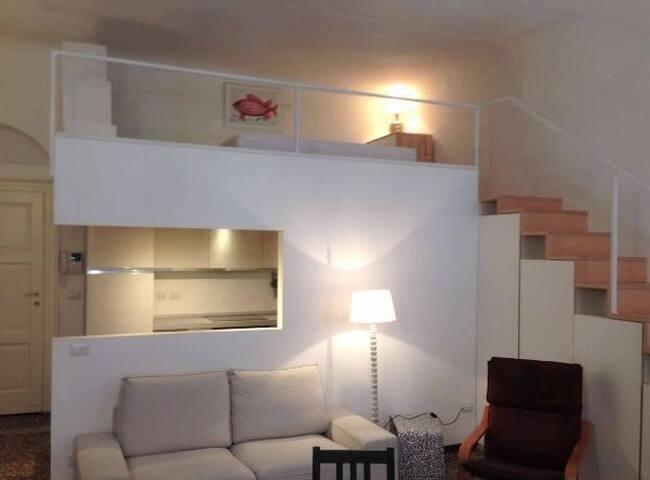 Bright Loft - Milan Centre