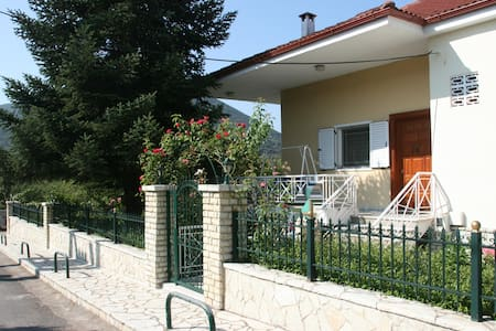 Luxurious villa near Kalavryta ski resort
