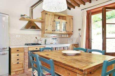 Converted barn in Tuscan olivegrove - Certaldo (FI)