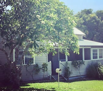 Frangipani Beach House - Byron Bay