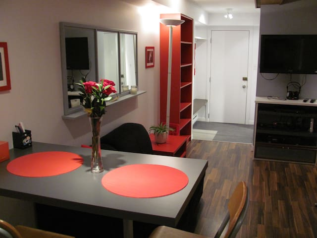 Great studio for your vacation  - Montreal - Apartamento