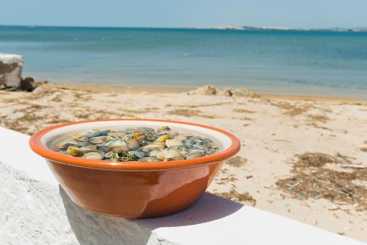 Amazing Beach House Culatra Island - Faro - Dům