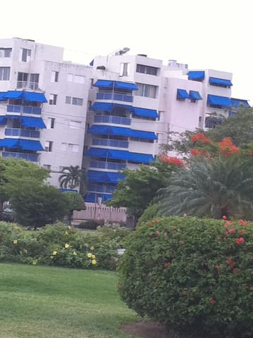 Two bedroom apartment with Emancipation Park View
