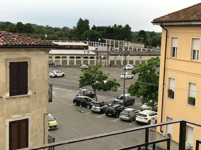 The Centre of Monferrato