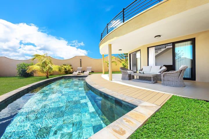 ❤️ Villa Privée avec  Piscine ☆ Spa & Vue Mer ☆
