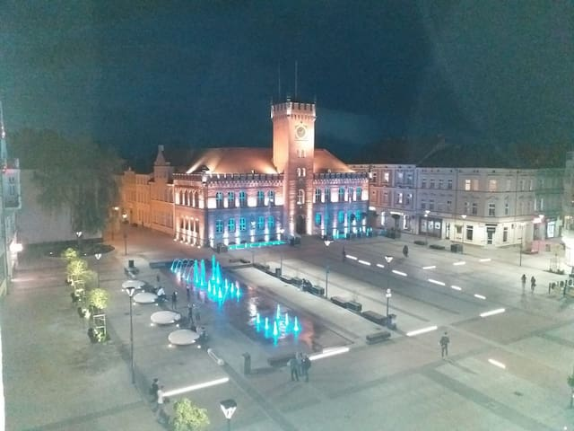 The Best view in Szczecinek!!!