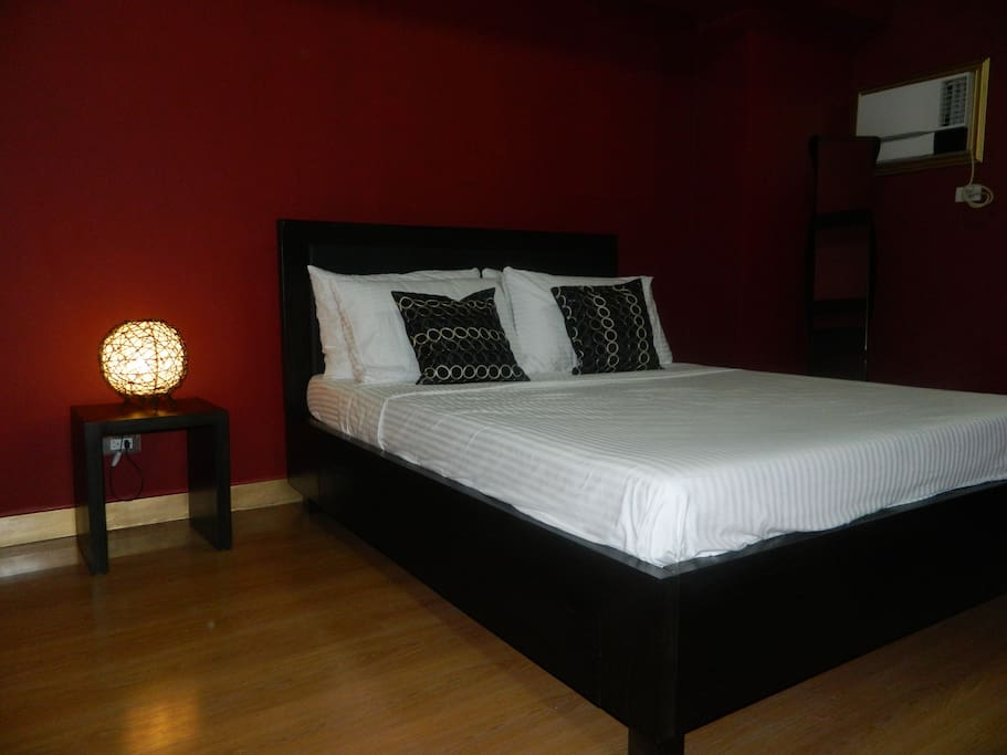 Main bedroom with all new furniture