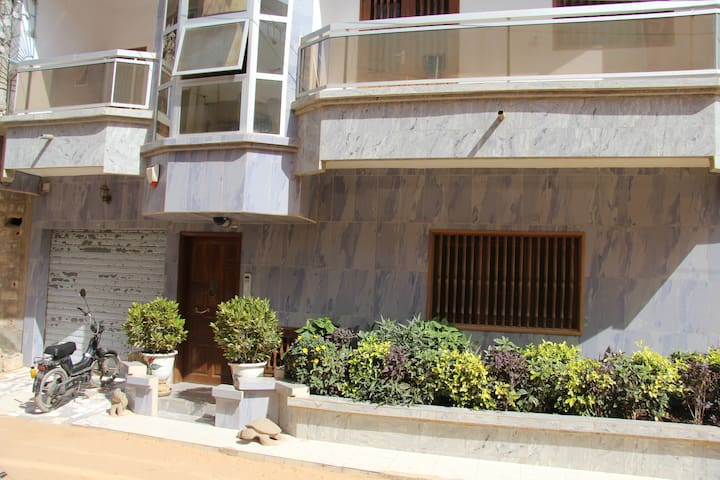 KEUR NOFLAYE - Little Apartment  - Dakar - Apartamento