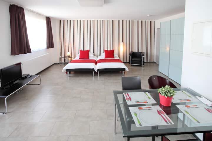 Komfortables Innenstadt-Loft