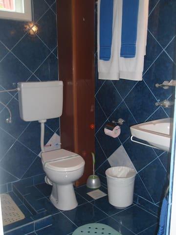 Bathroom - double room